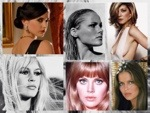 Our Weekly Obsession ~ Bond Girls Beauty!