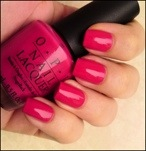 OPI Nail Color of the Week